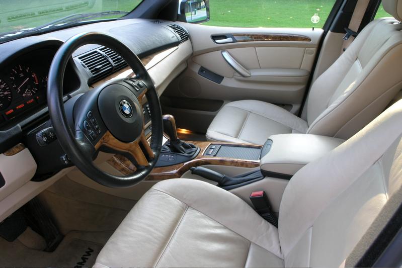 Bmw X5 Interior. FS: 2001 BMW X5 4.4i Sport