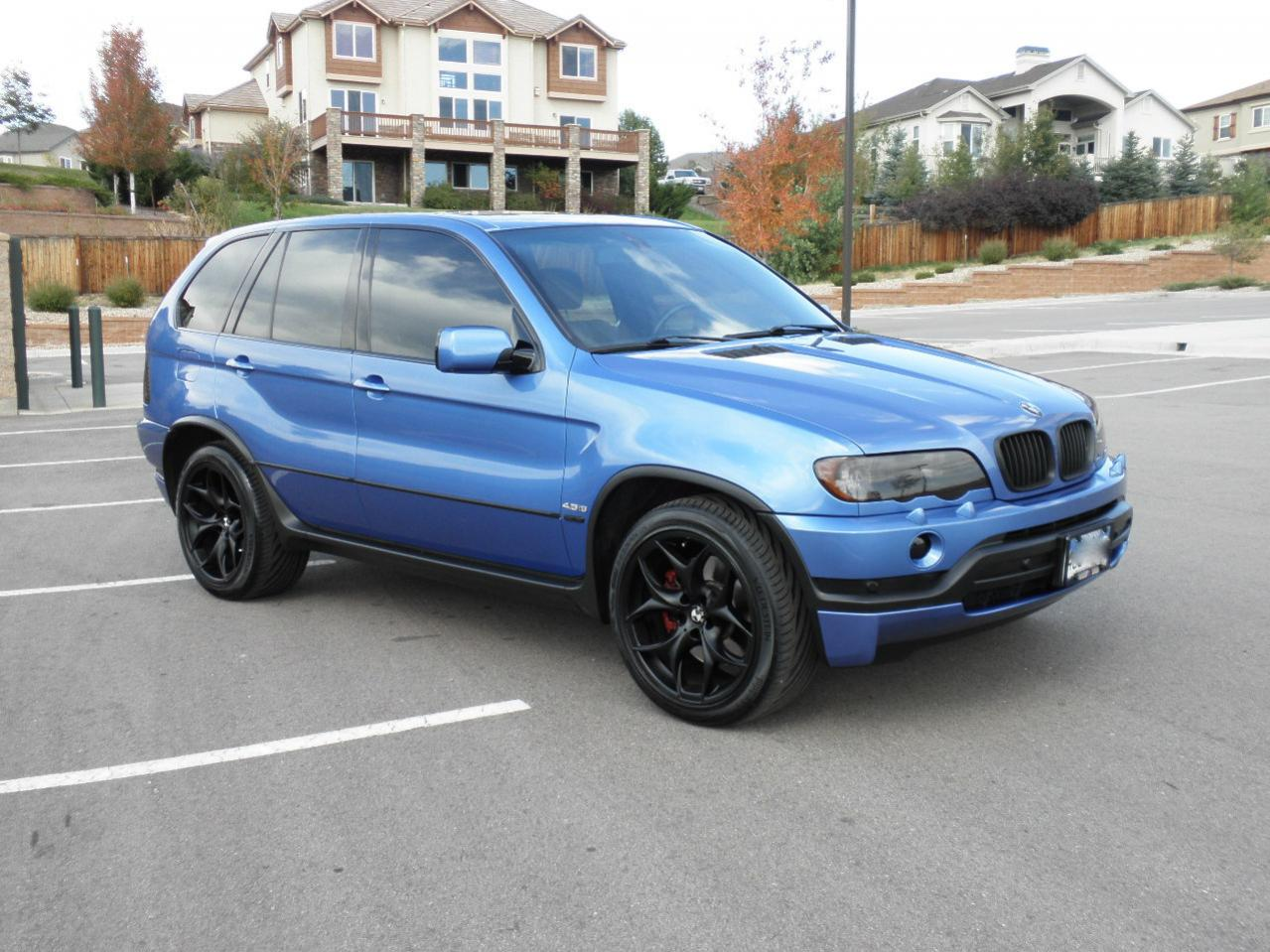 Sold 2003 Bmw X5 4 6is 61k Miles 22 250 Xoutpost Com