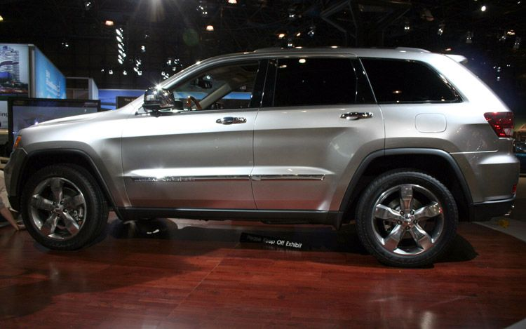 2011 Jeep Grand Cherokee Awesome