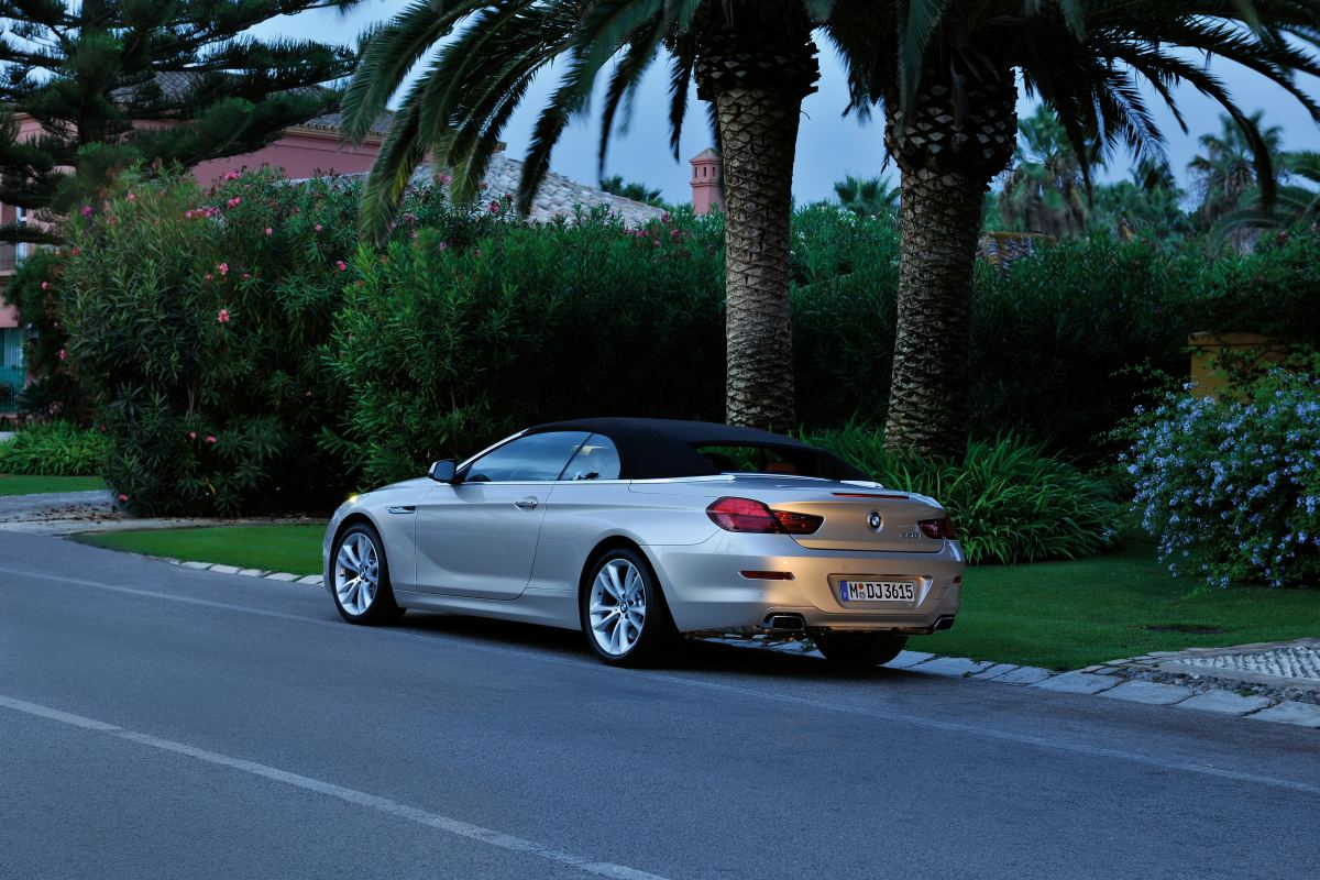 The All-New BMW 650i