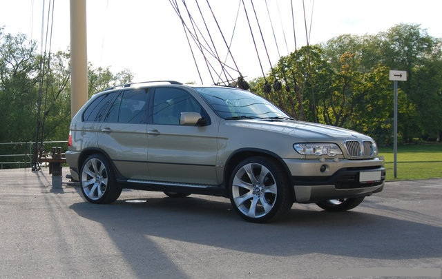 22 Inch Bmw X5 Replica Rims Anyone Have Pics Of 22 Inch