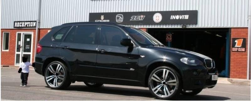 22 Quot Wr X6m Wheels Set For Bmw E70 E71 X5 X6 Rims New Set