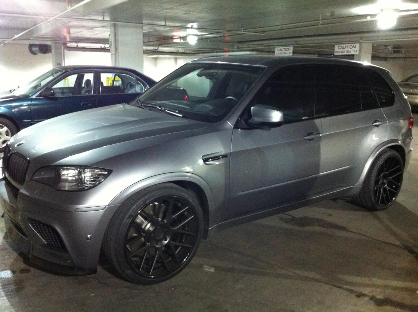 Nissan Of Garden Grove Please post your pics of an X5M w/ Aftermarket Wheels ...
