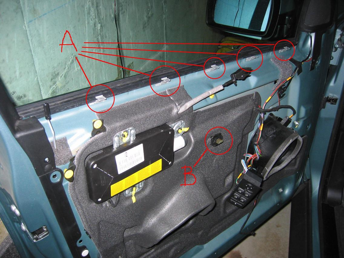 Front Door Panel Removal How To Xoutpost Com