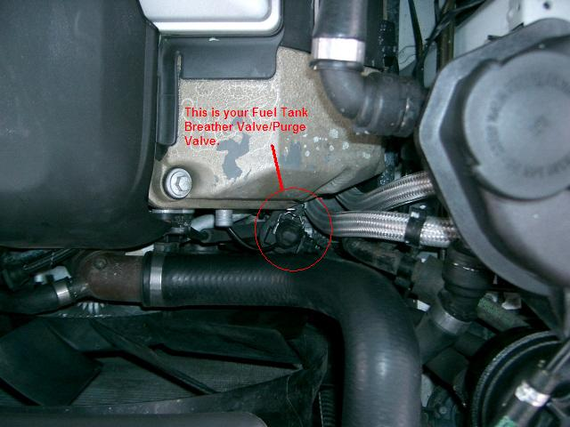 Diy Guide To Replacing Your Fuel Tank Breather Valve