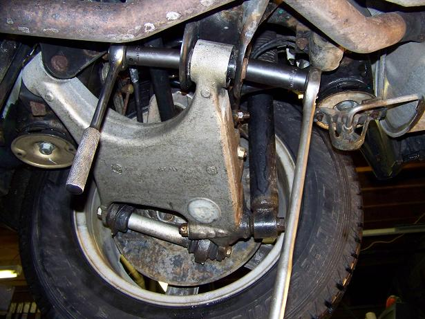 How To Adjust Rear Camber On Bmw X5