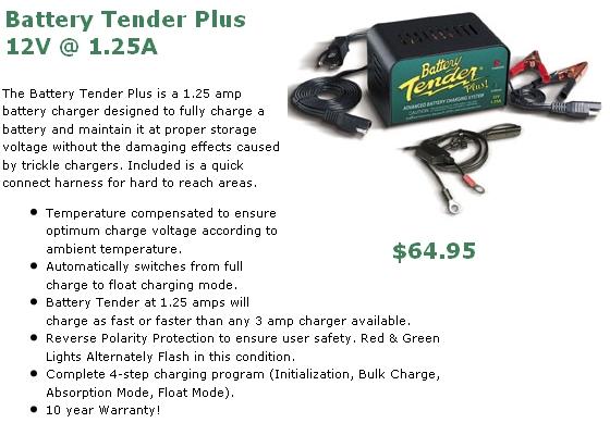 ctek battery charger instructions
