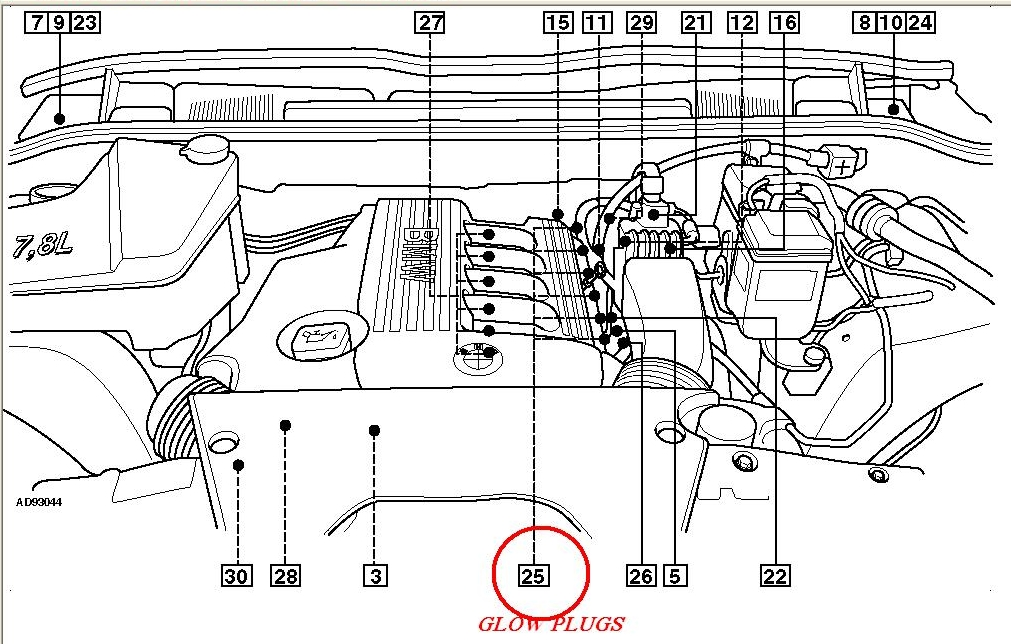 2005 bmw x5 parts manual wiring diagram for car engine car engine glow plug on 2005 bmw x5 parts manual