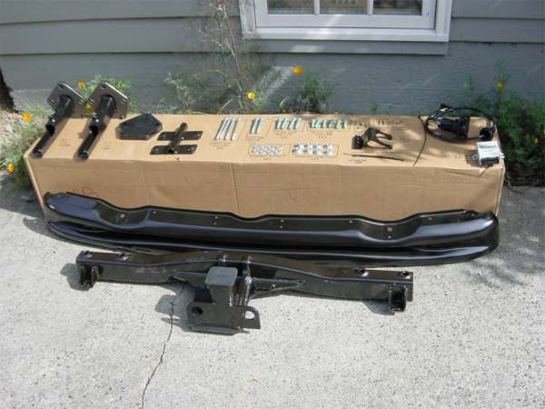 Aftermarket Trailer Hitch Assembly 1 4 The Price Of Dealer