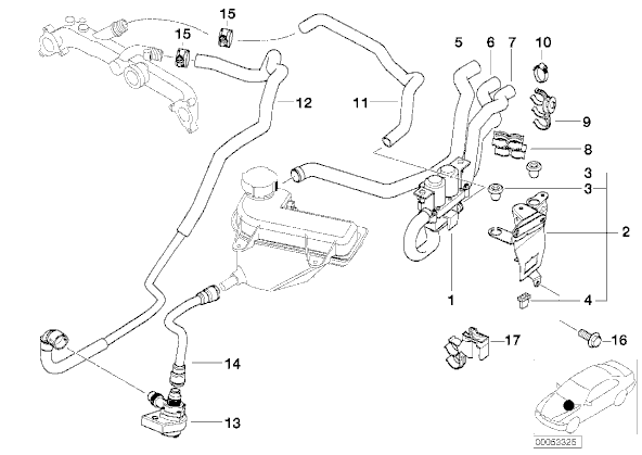 1991 bmw 850i wiring diagram