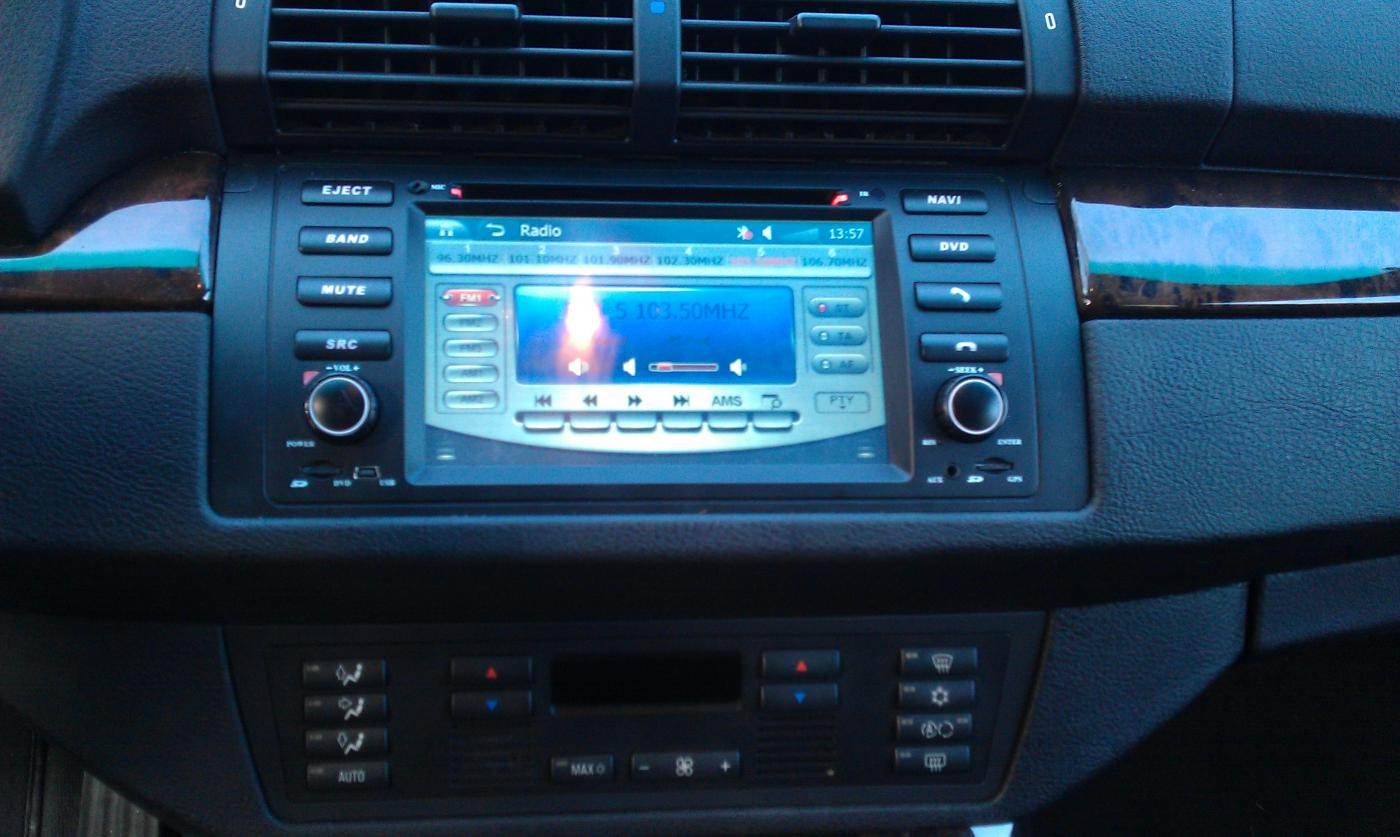 New Bmw Radio From China Xoutpost Com
