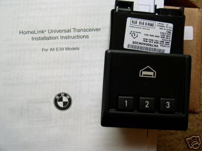 how to program garage door opener to car nissan