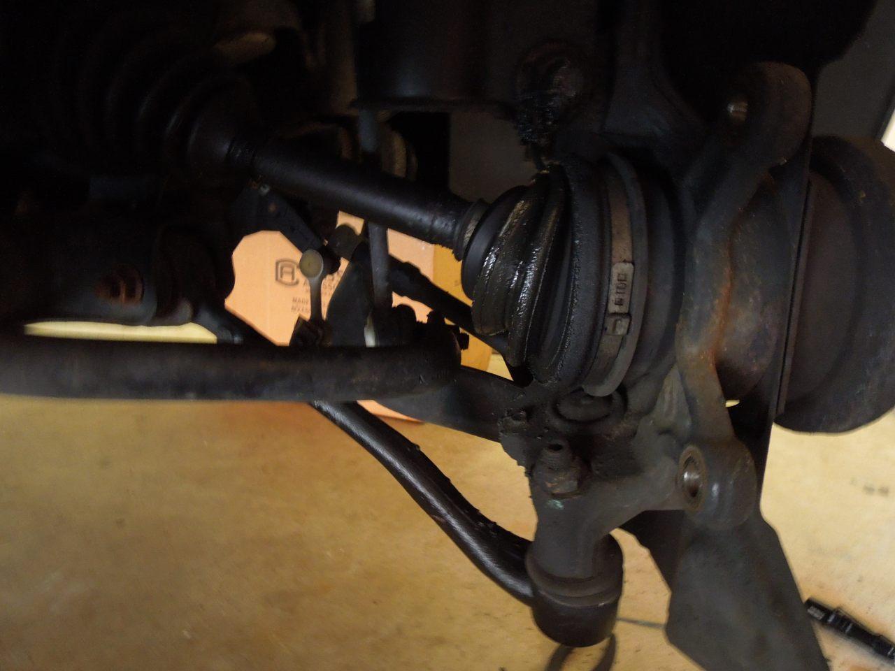 Front Outer CV Boot Repair - Xoutpost com