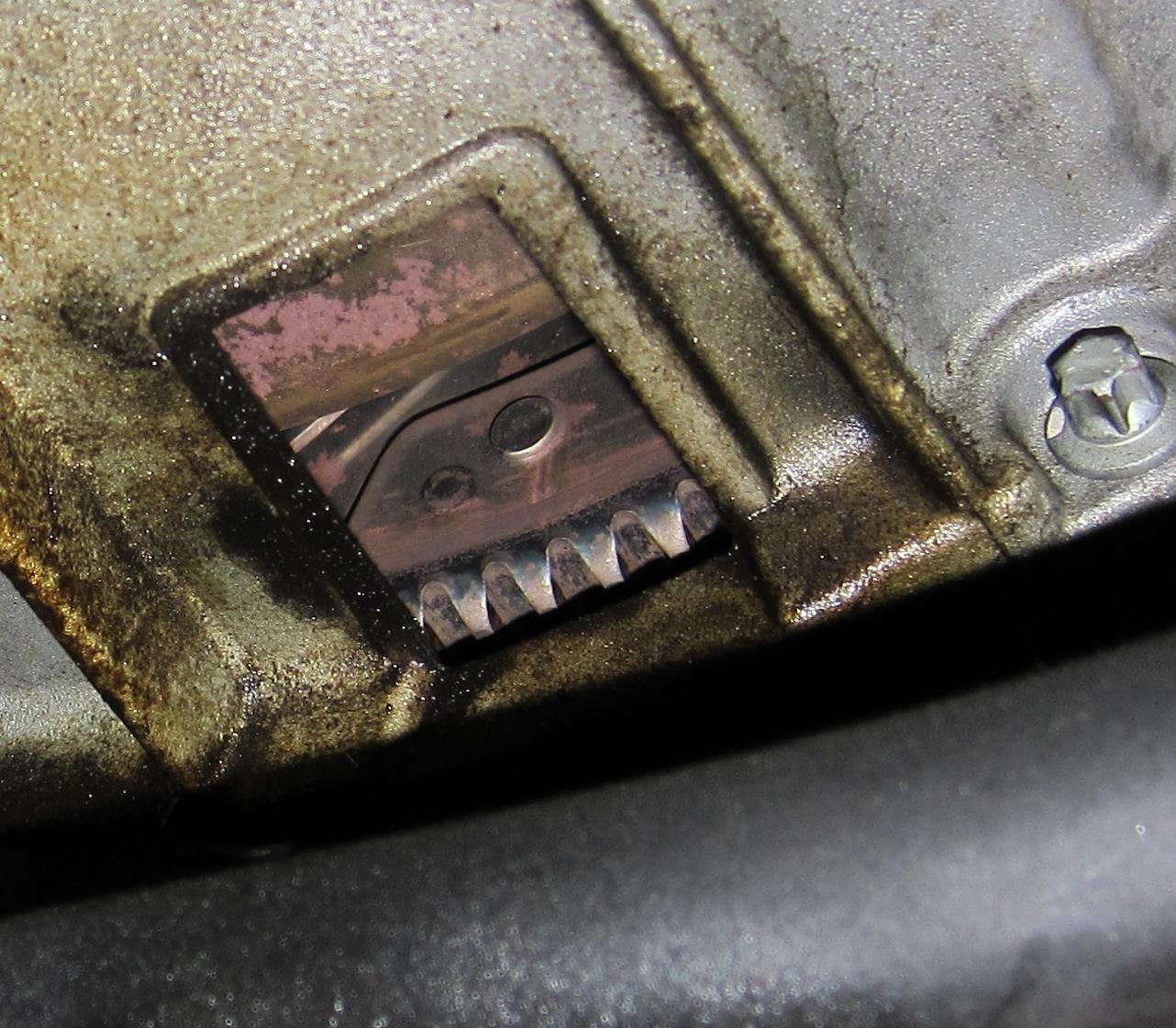 2015 Bmw X5 Transmission: A5S 390R Transmission Flywheel Inspection Cover Missing