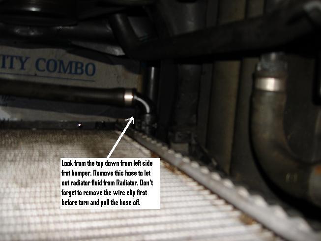 Drain Plug Radiator Flush Diy X5 2003 4 4i Xoutpost Com