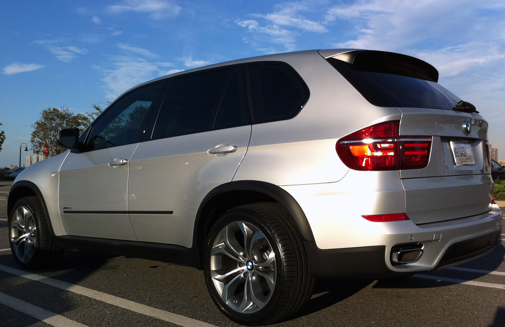 2006 BMW X5 4.8is - SILVER - SOLD - Pic page