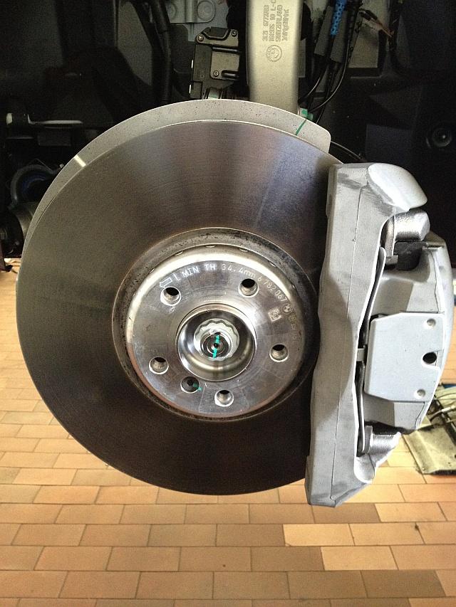 Fs Oem X5 50i M Sport Brakes Complete Set F15 F16 E70 E71