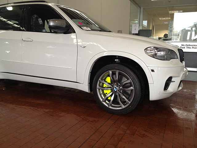 My Bmw X5 M50d Is Sitting At Dealership Page 2