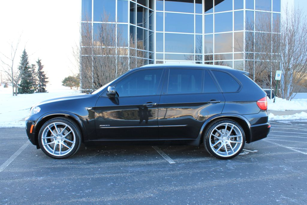 Winter Tires Vancouver >> 2012 X5 50i Msport upgraded rims/tires suspension