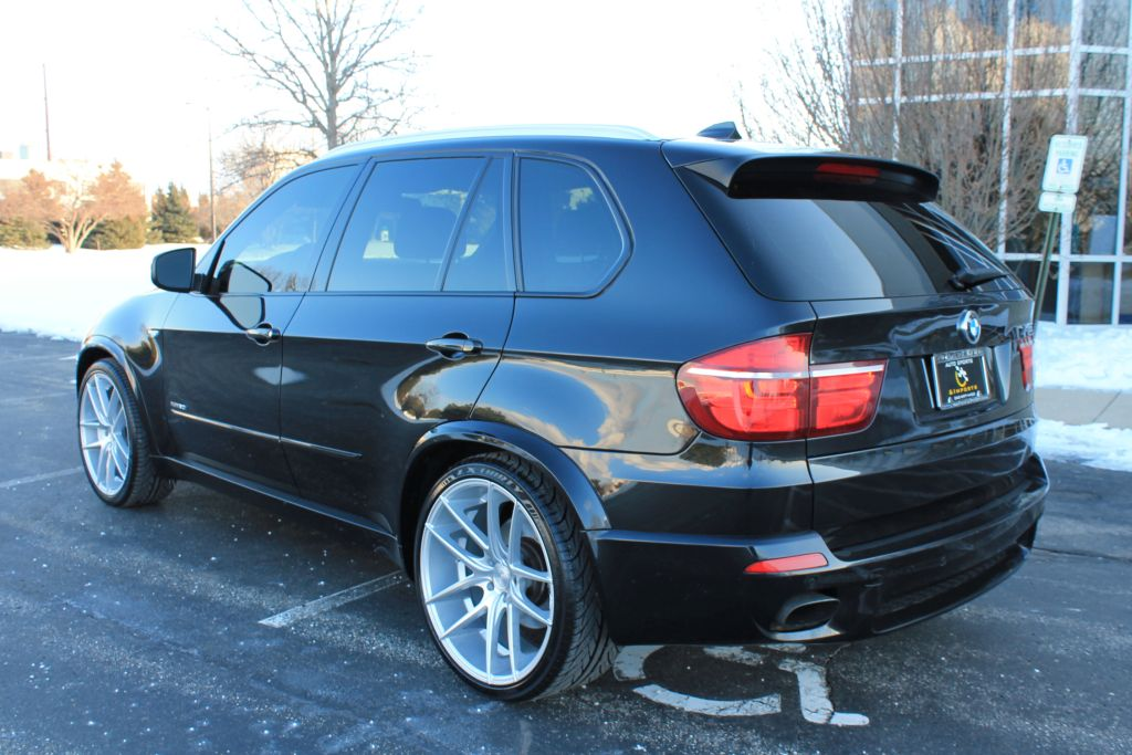 2012 X5 50i Msport Upgraded Rims Tires Suspension