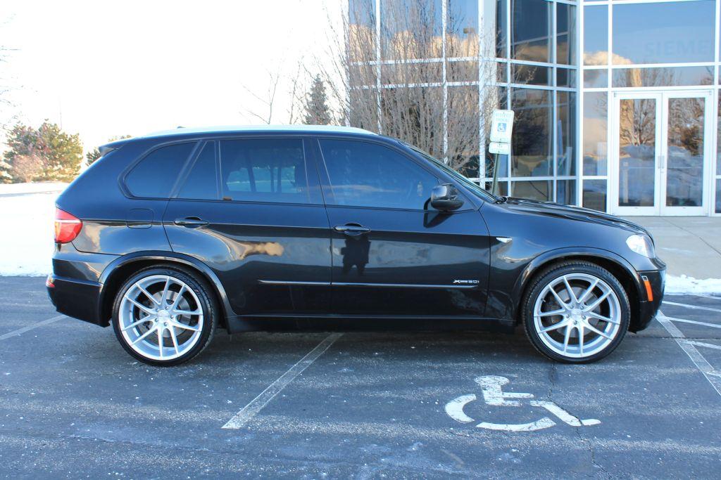 2012 X5 50i Msport Upgraded Rims Tires Suspension