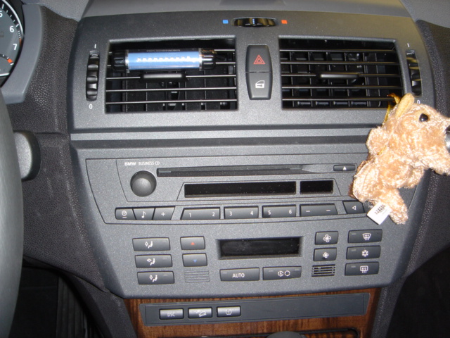 Installing Aux Input In A Bmw X3 Xoutpost Com