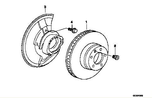 BMW X5 Complete Brake Job DIY - Xoutpost.comXoutpost