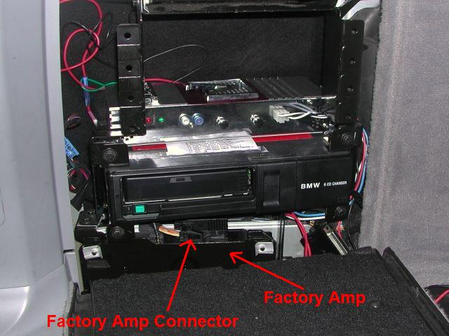 Adding A Sub Amp To The Factory Amp Xoutpost Com