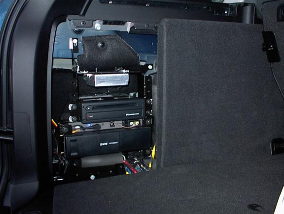 Xm Satellite Radio Subwoofer Install Xoutpost Com