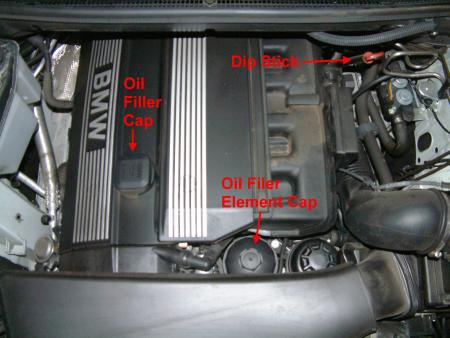 Oil Change Diy For A Bmw X5 3 0i Xoutpost Com