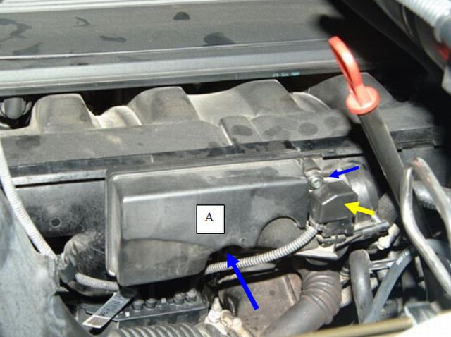 Bmw X5 Idle Control Valve Location Bmw Free Engine Image