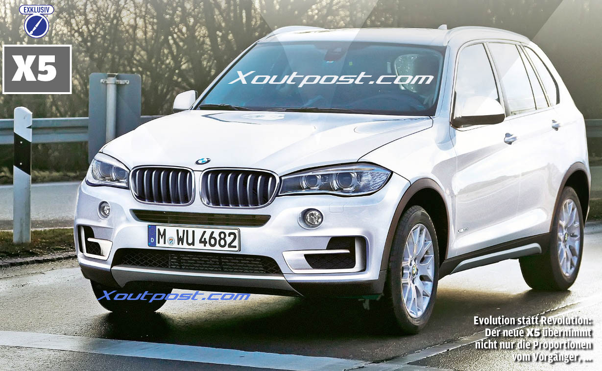 2014 bmw x5 f15 order guide reveals lines options and packages autos post. Black Bedroom Furniture Sets. Home Design Ideas