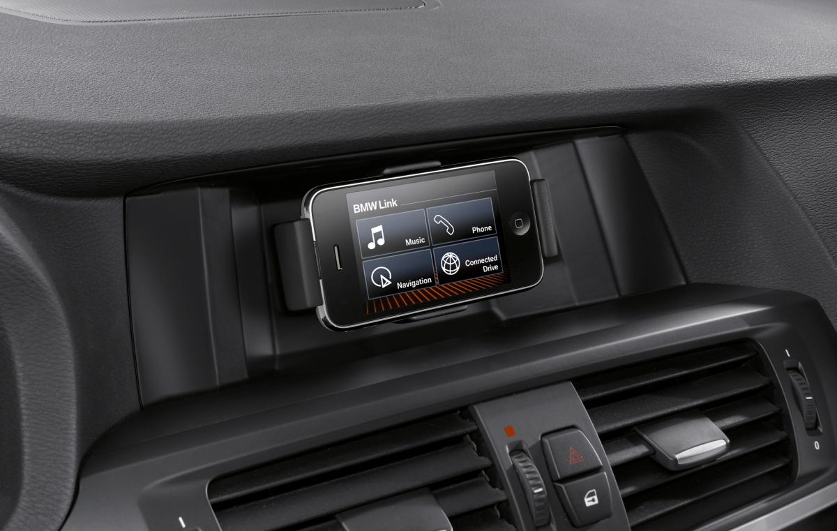New Bmw Connected Drive Features And Ipad Iphone