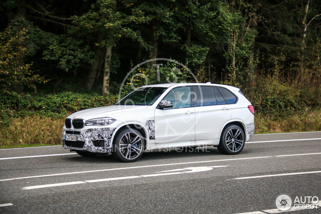 2015 F85 X5m Spy Shots Cgis And Discussion Thread Page 5 Xoutpost Com