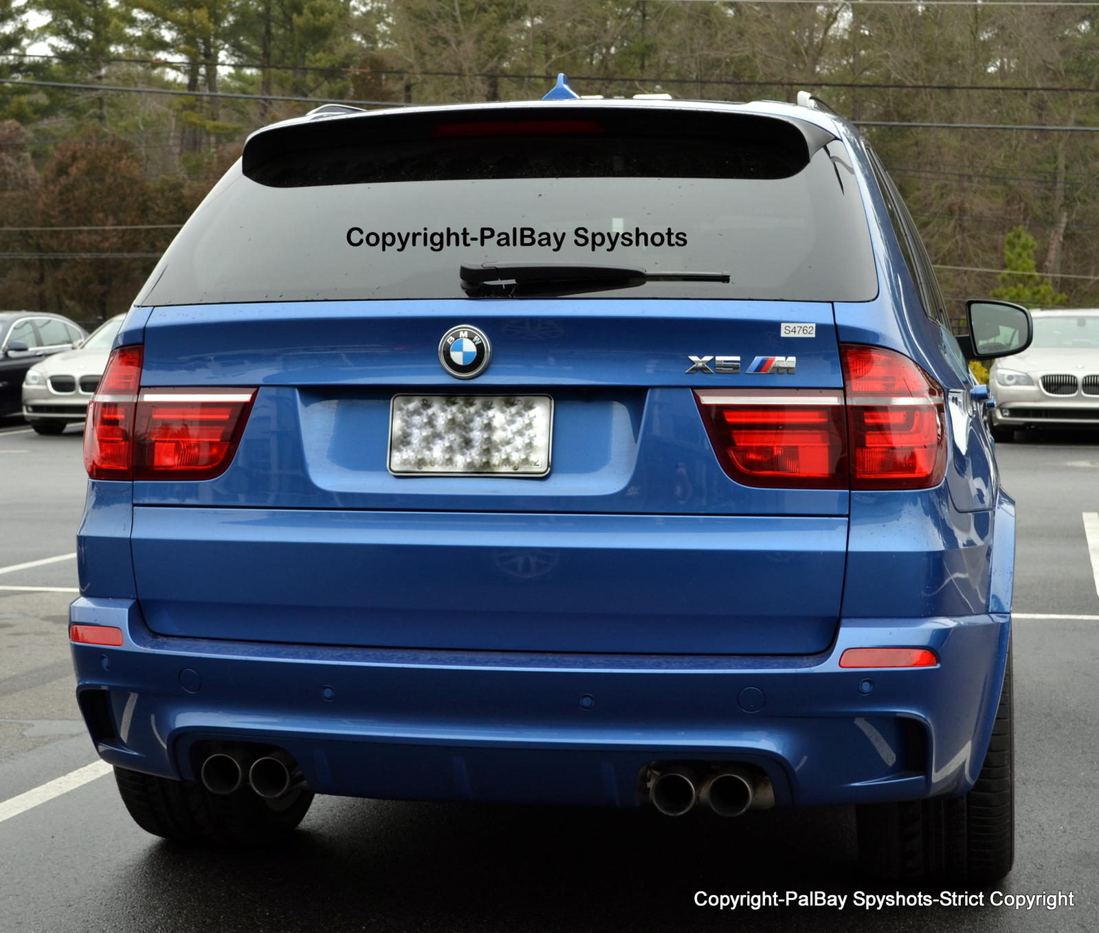 Bmw X6 Usa: Official Pics Of Facelift 2013 X5 M And X6 M